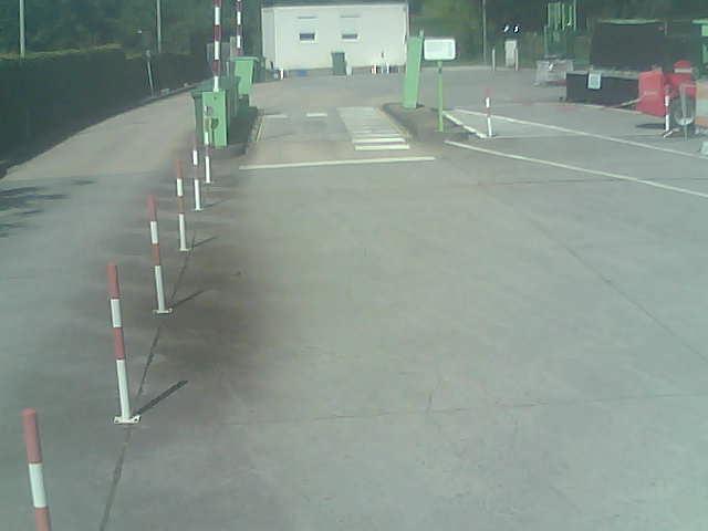 Live webcam Recyclagepark Gullegem (Rijksweg)